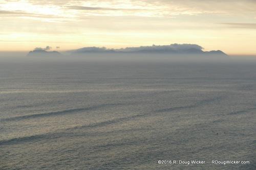 San Lorenzo Island