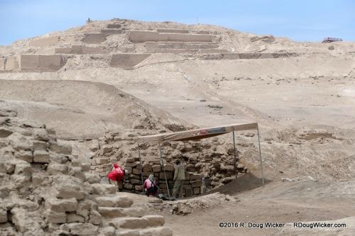 An Active Archeological Dig