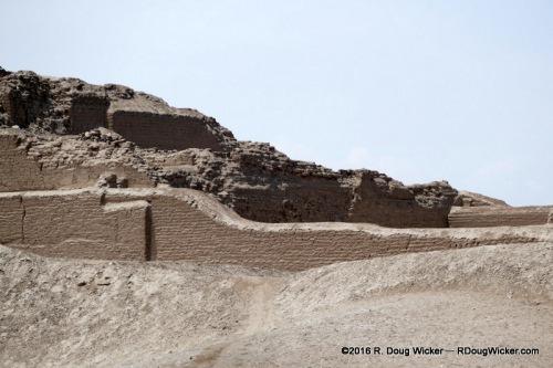 Pachacamac Wall