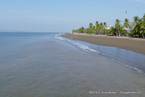 Puntarenas beach