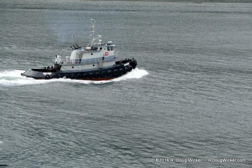 Juneau tug