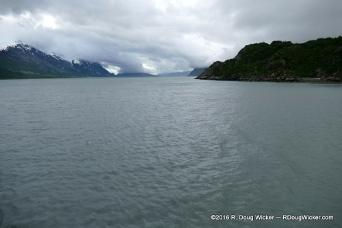 Glacier Bay — Approaching Margerie Glacier