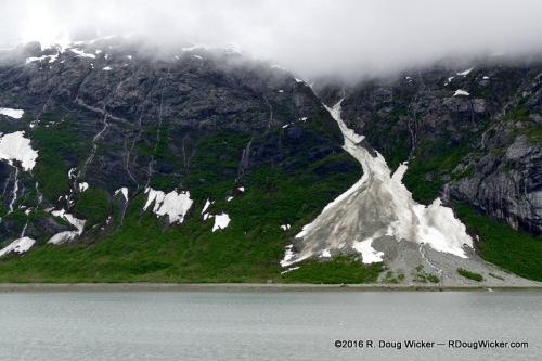 Glacier Bay — Approaching Margerie Glacier