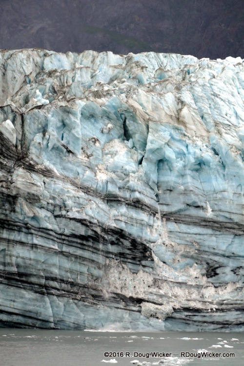 Centuries on Layered Glacial Ice