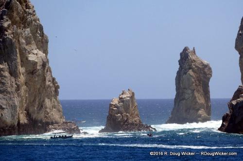 La Ultima Piedra de la Peninsula Baja (Last Stone of the Baja Peninsula)