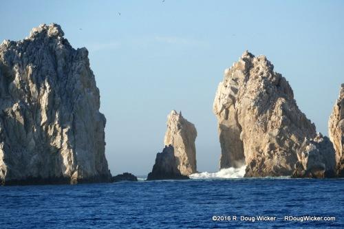 Ultima piedra Peninsula Baja