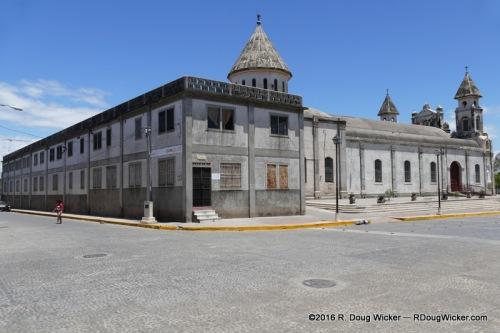 Guadalupe Church of Granada