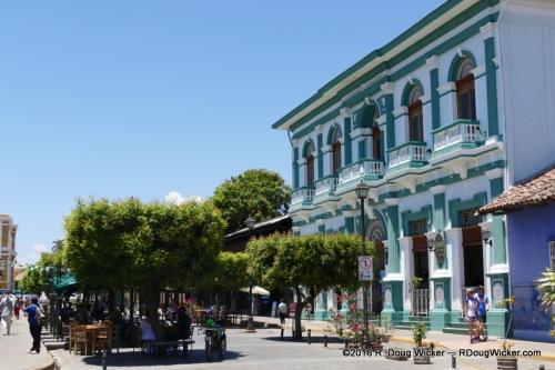 Calle la Calzada, Granada