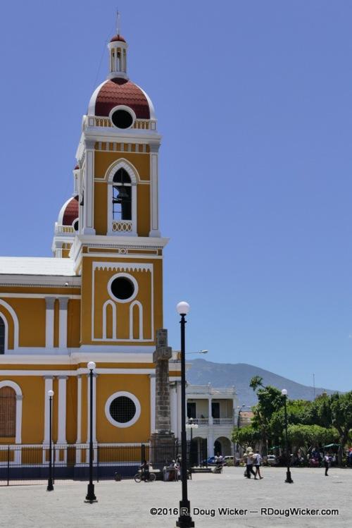 Granada Cathedral and Plaza de la Catedral