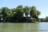 """One of 365 """"Isletas"""" (islets) on Lake Nicaragua"""