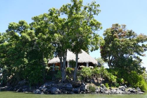 Home on Lake Nicaragua