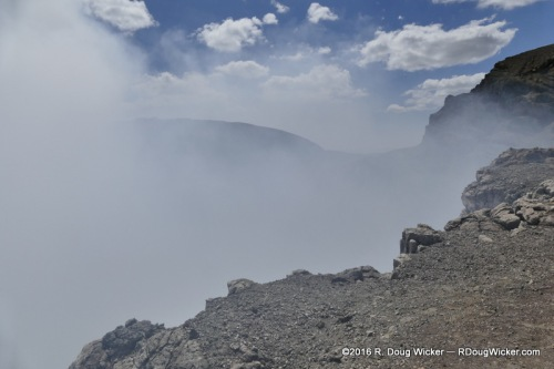 Masaya Volcano and sulfur dioxide