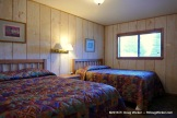 Riverside Lodge & Cabins bedroom 2