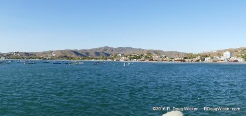 San Juan del Sur Panorama
