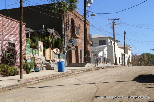 Pretty Rustic — Dirt Streets