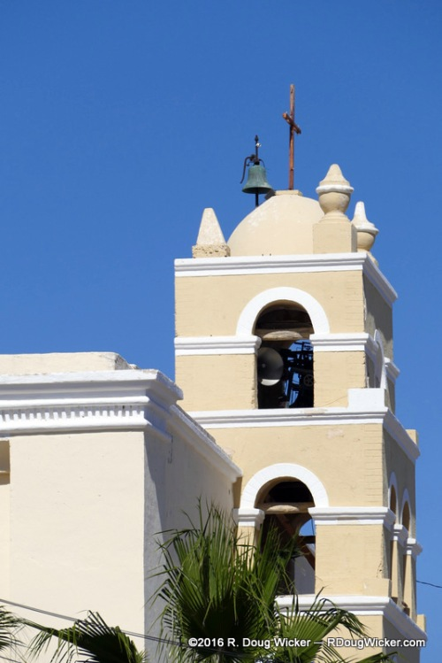 Mission Bells heard from The Hotel California?