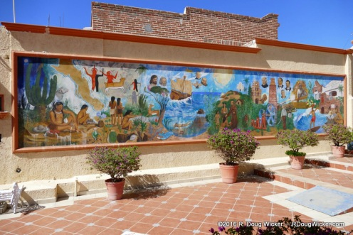 Todos Santos Mural