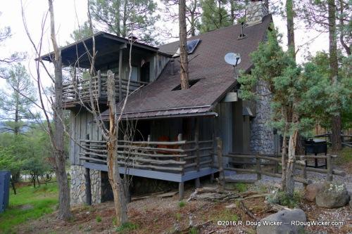 Bear Creek Motel & Cabins; Cabin A