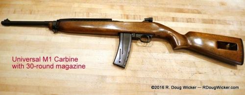 Universal M1 Carbine — 3rd Generation