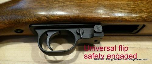 Universal flip safety