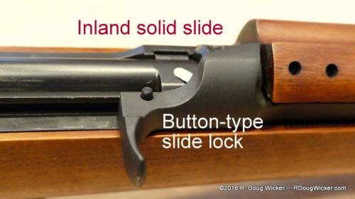 U.S.G.I. button-type slide lock