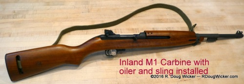 The new Inland M1 Carbine — A faithful reproduction of a WWII classic firearm