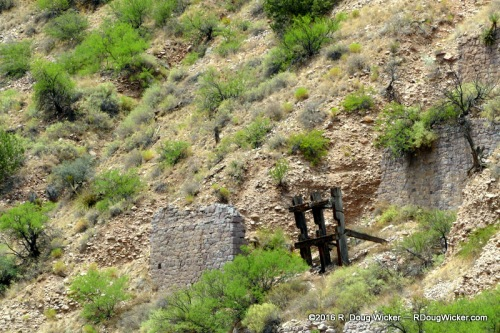Old mining infrastructure?