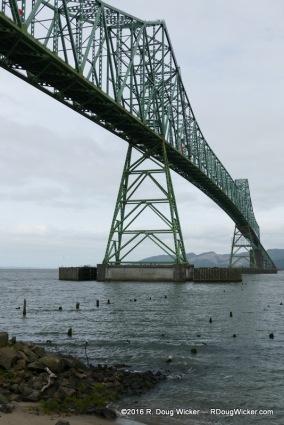 Bridging the Columbia River