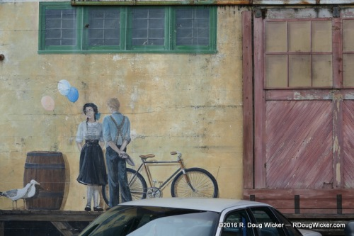 Mason, Ehrman & Company Mural