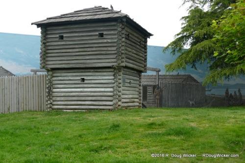 Fort George/Fort Astoria