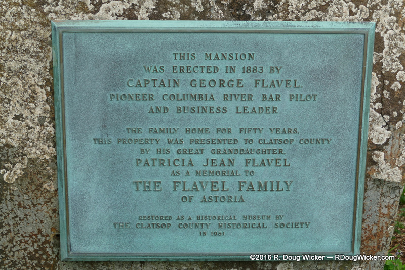 Astoria's Captain George Flavel House Museum   R. Doug ...