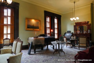 Flavel House room