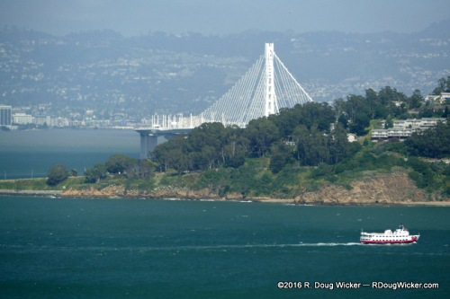 New eastern portion of the Oakland Bay Bridge