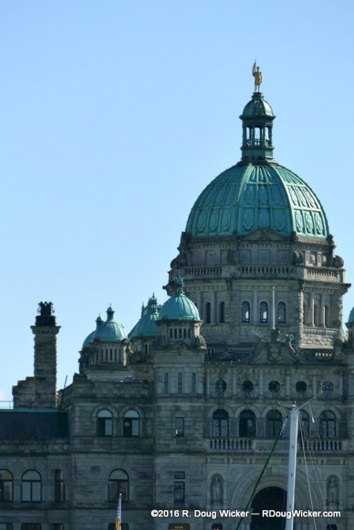B.C. Legislative Assembly Parliament Building