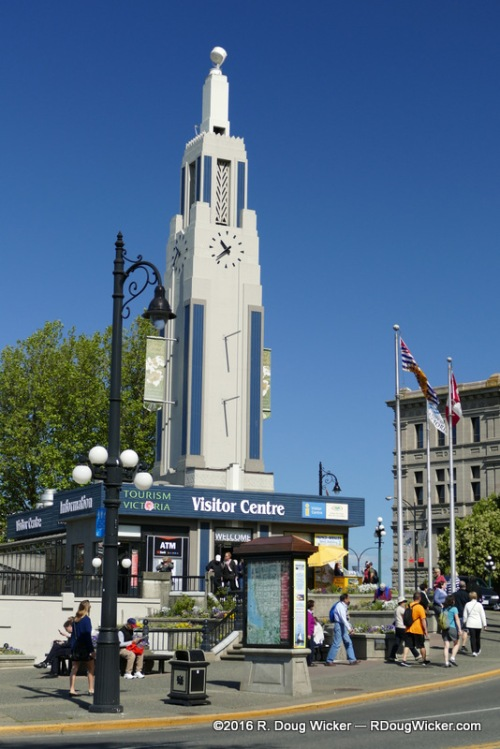 Greater Victoria Visitors and Convention Bureau
