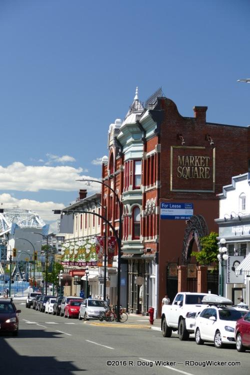 Market Square, Johnson Street