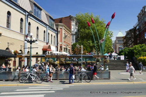 Bastion Square Public Market
