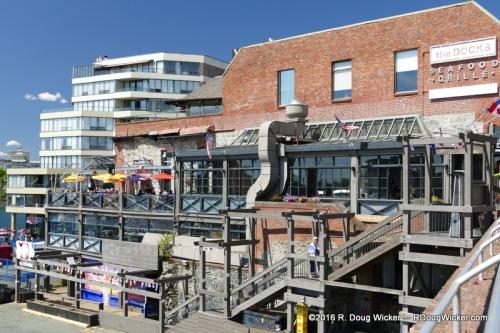 """""""The Docks"""" restaurant"""