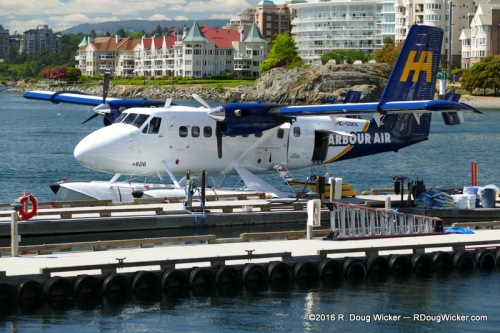 Harbour Air DHC-6 Twin Otter