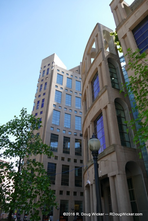 Vancouver Public Library Central Branch