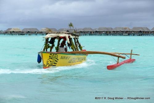Maohi Nui Tour, Bora Bora