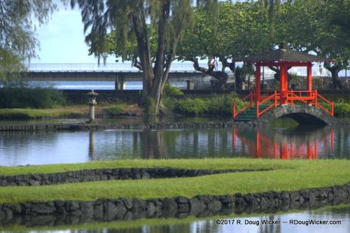 Liliuokalani Gardens and Park, Hilo, Hawai'i