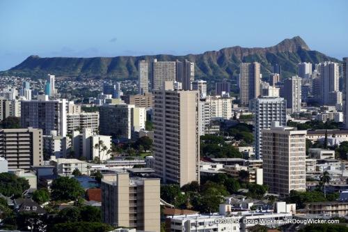 Diamond Head, Honolulu, Oahu