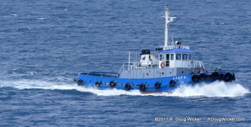 Apia tugboat