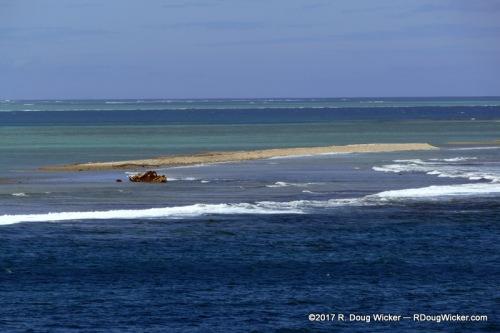 Apia Bay wreck