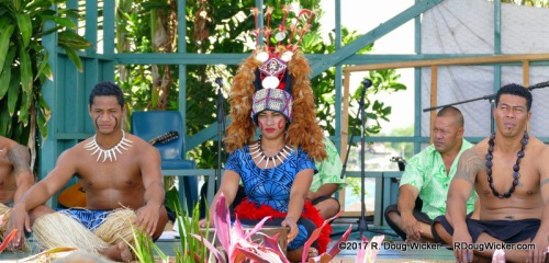 Samoa Cultural Village