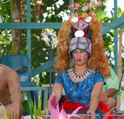 Samoan princess?
