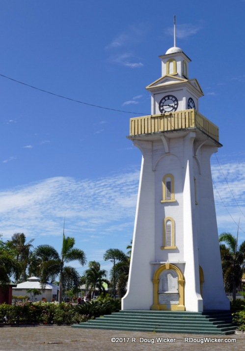 Apia Clock Tower