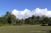 Villa Vailima grounds