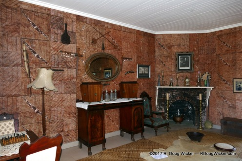 Robert Louis Stevenson home, Villa Vailima